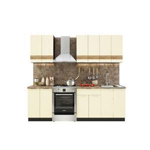 VerDesign, TARRA 180, vanilka 3D/wenge