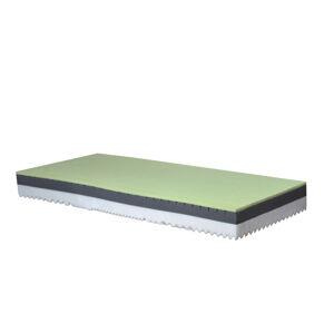 MADAM VISCO sendvičový matrac 80 x 200, poťah SNOW
