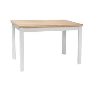 Byvajsnami SK, BONO, 120x68 cm, dub/biela