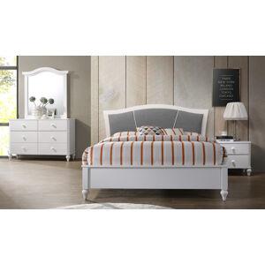 >> ALIBIA manželská posteľ 180 VER-0110