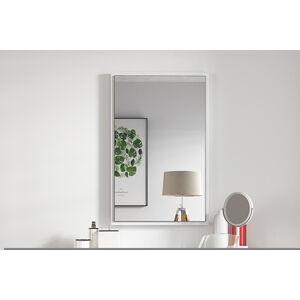 ASTRID zrkadlo, biele