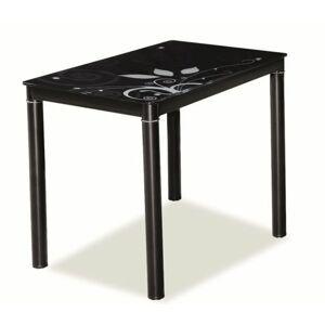 Byvajsnami SK, TAMAR, 100x60 cm, čierna