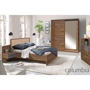 BANDI atraktívna spálňa COLUMBIA