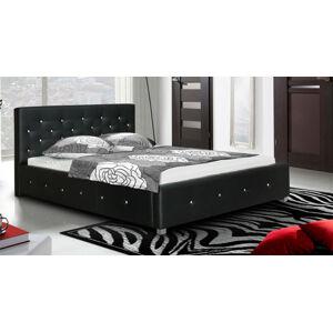 LUBICA IV manželská posteľ s úložným priestorom 180 x 200 cm