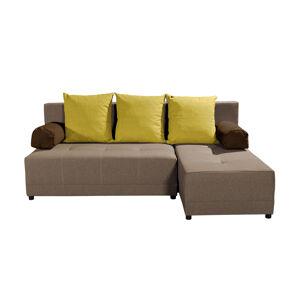 MAXXX rohová rozkladacia sedačka, orinoco 24/40/29