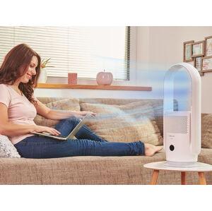 Bezlopatkový ventilátor Nano Rovus